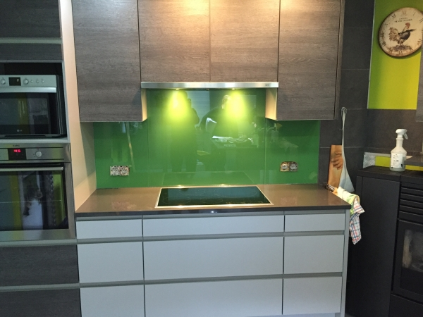 Werf te Gentbrugge(apple green)